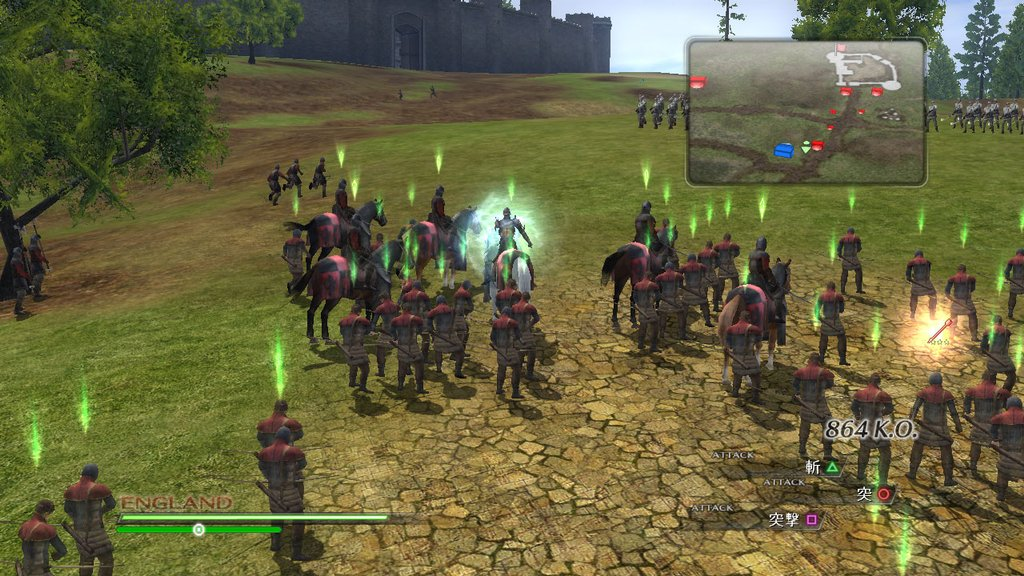 Bladestorm: The Hundred Years War - 11265