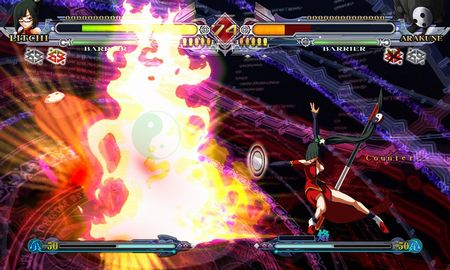 BlazBlue: Continuum Shift - 40803