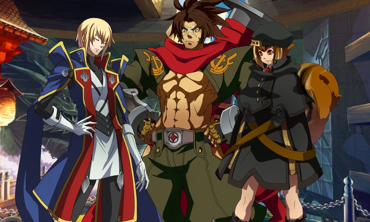 BlazBlue: Continuum Shift - 40812
