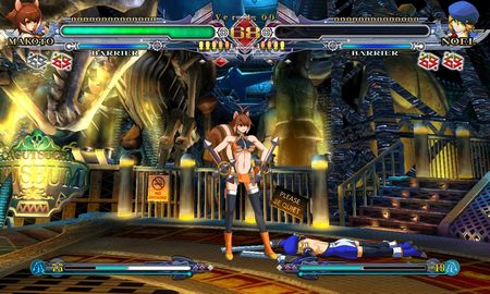 BlazBlue: Continuum Shift - 40805