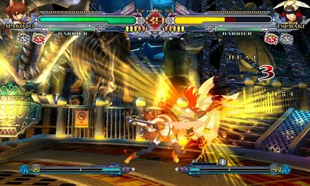 BlazBlue: Continuum Shift - 40807