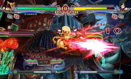BlazBlue: Continuum Shift - 40802