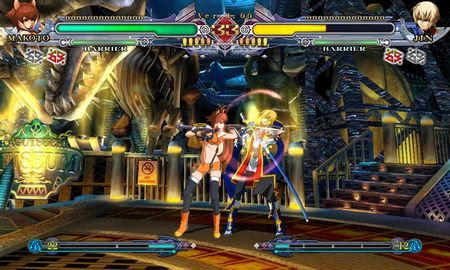 BlazBlue: Continuum Shift - 40809