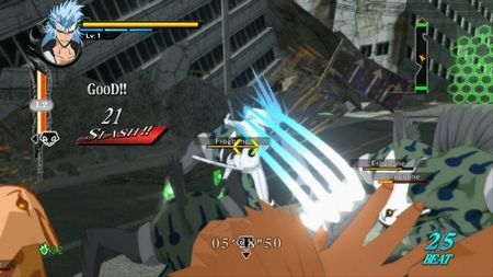 Bleach: Soul Resurreccion - 44593