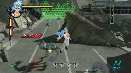 Bleach: Soul Resurreccion - 44591