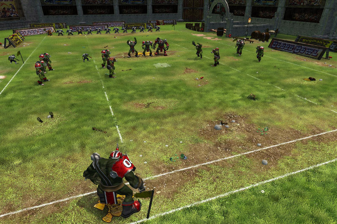 Blood Bowl - 18808