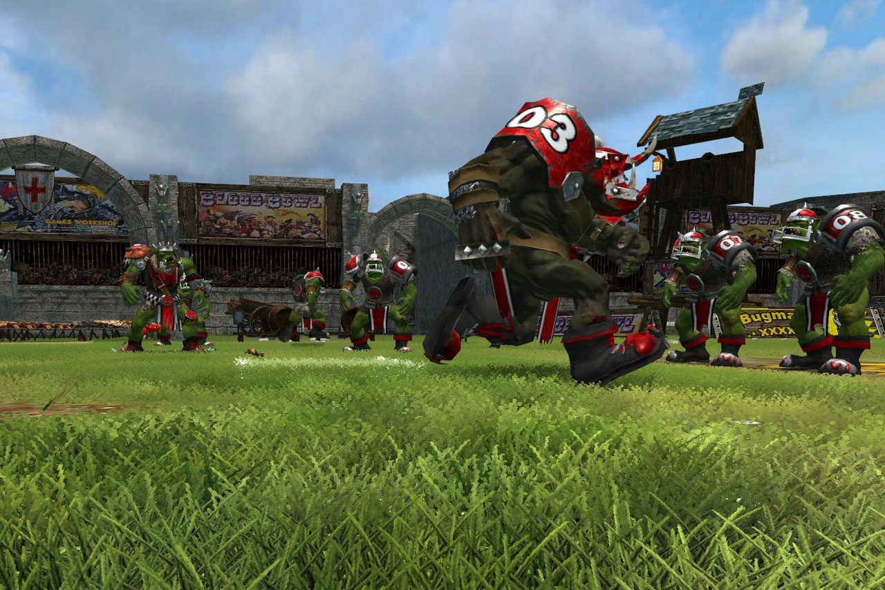 Blood Bowl - 18813