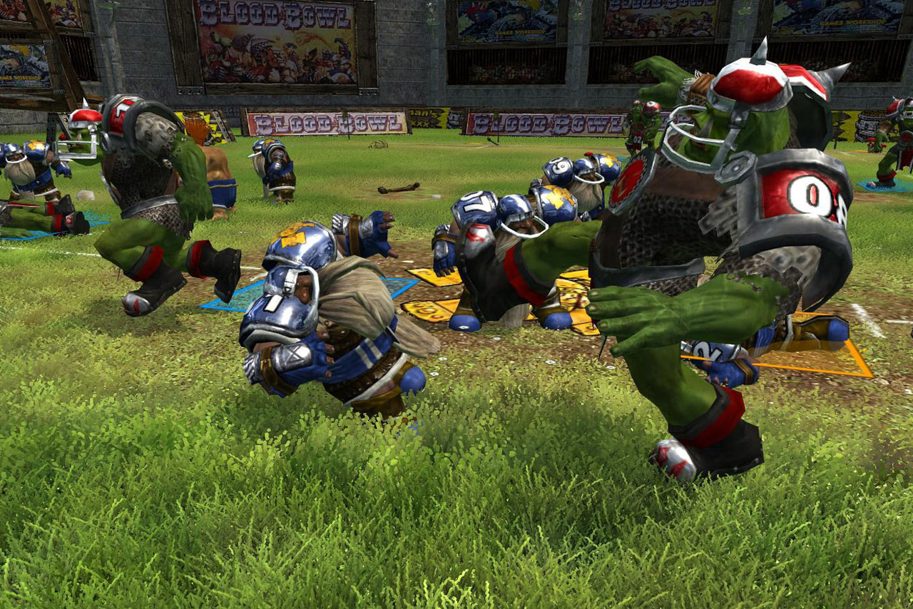 Blood Bowl - 18810