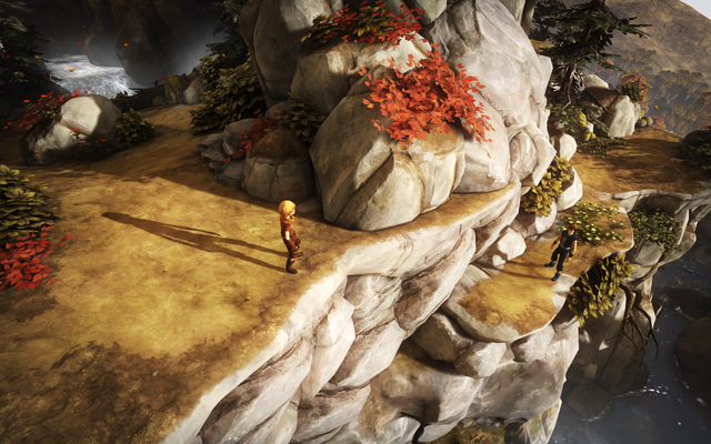 Brothers: A Tale Of Two Sons - 49173