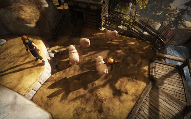 Brothers: A Tale Of Two Sons - 49174