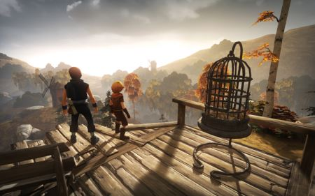Brothers: A Tale Of Two Sons - 49171