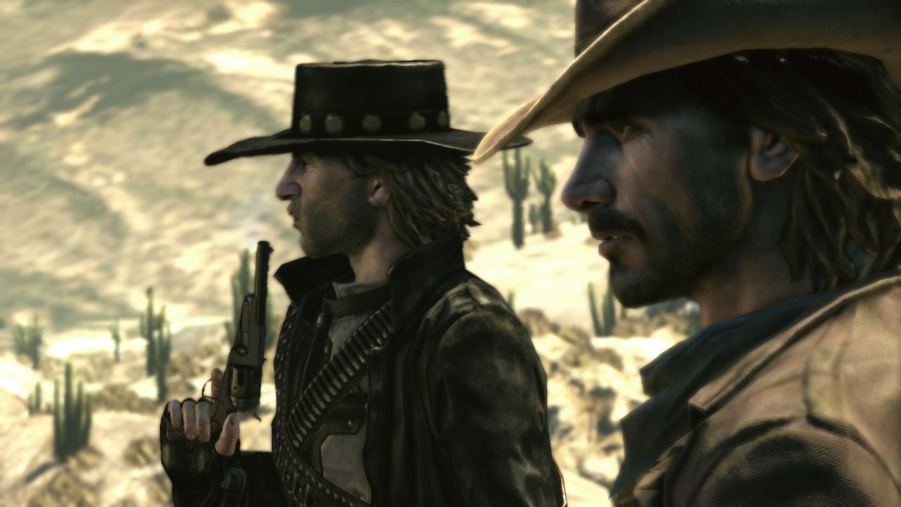 Call of Juarez: Bound in Blood - 34370