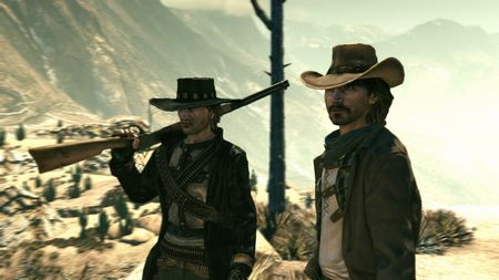 Call of Juarez: Bound in Blood - 34371