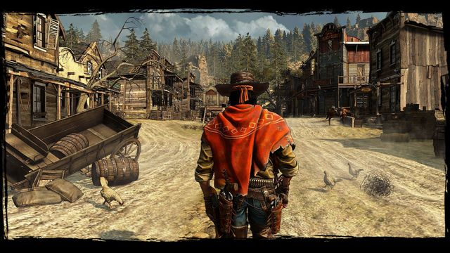 Call of Juarez: Gunslinger - 49051
