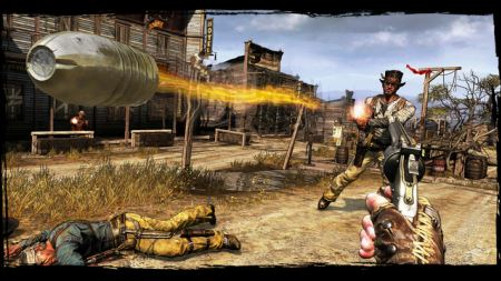 Call of Juarez: Gunslinger - 49040