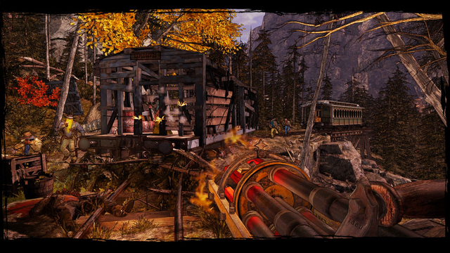 Call of Juarez: Gunslinger - 49039