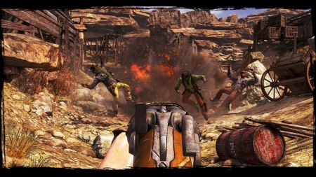 Call of Juarez: Gunslinger - 49044