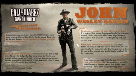 Call of Juarez: Gunslinger - 49050