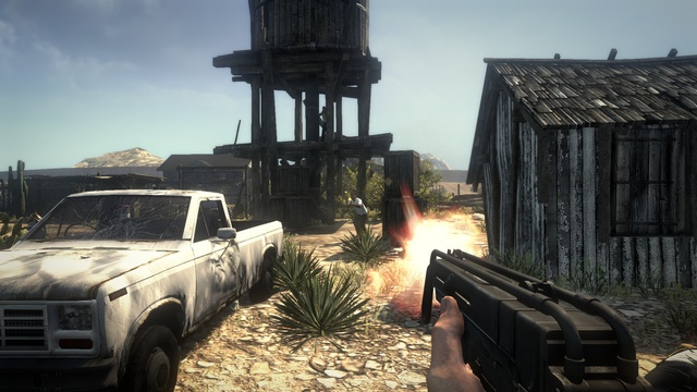 Call of Juarez: The Cartel - 44403