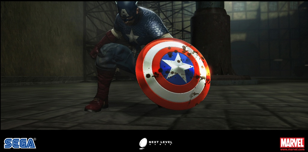 Captain America: Super Soldier - 41020