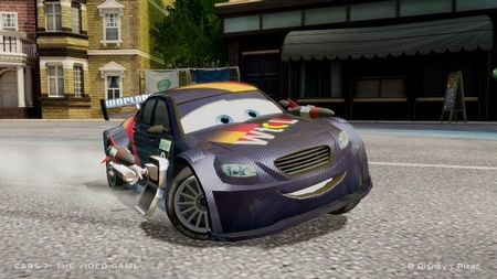 Cars 2: The Video Game - 44358