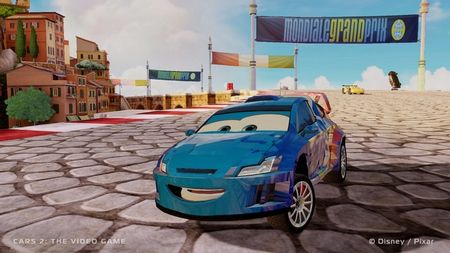 Cars 2: The Video Game - 44360