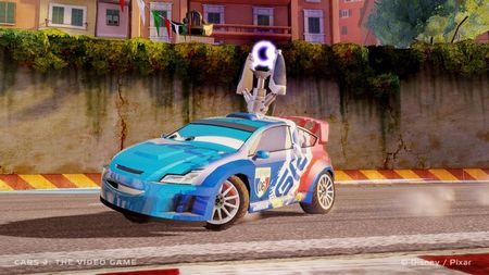 Cars 2: The Video Game - 44362