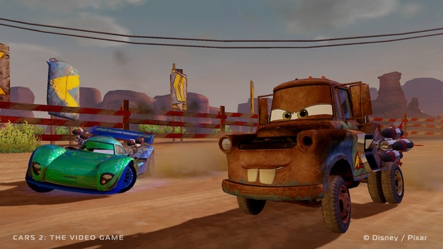 Cars 2: The Video Game - 44363