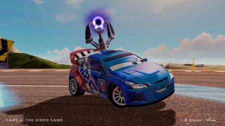Cars 2: The Video Game - 44361
