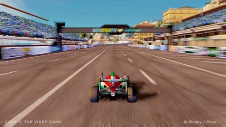 Cars 2: The Video Game - 44366