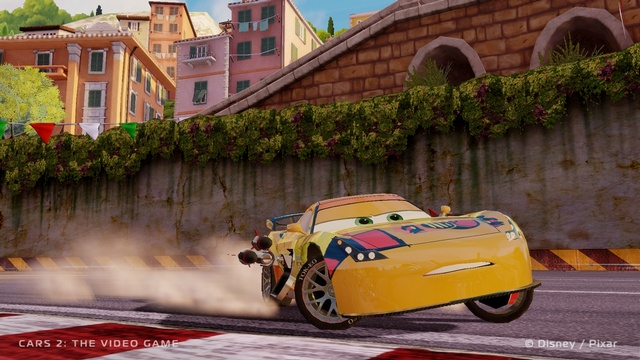 Cars 2: The Video Game - 44359