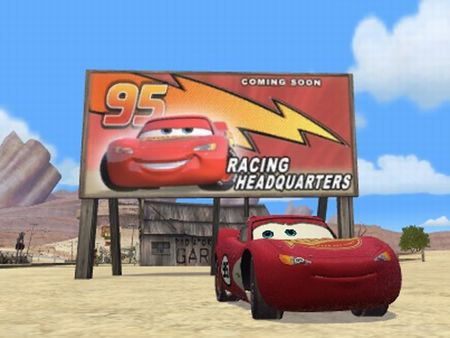 Cars: Mater-National - 16221