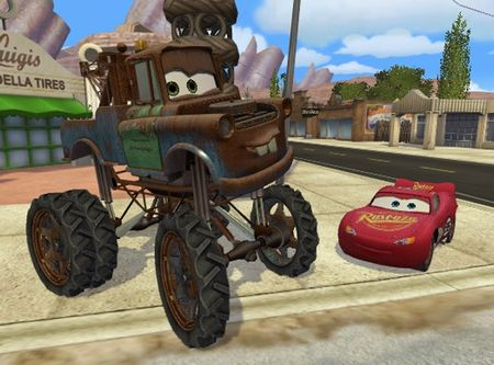 Cars: Mater-National - 16222