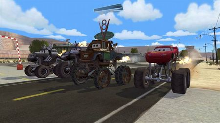 Cars: Mater-National - 16223