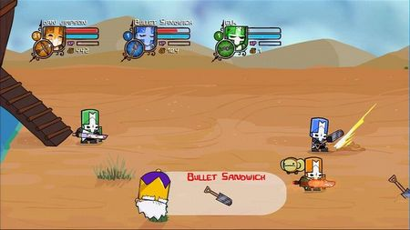 Castle Crashers - 36724