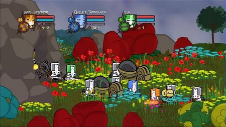 Castle Crashers - 36725
