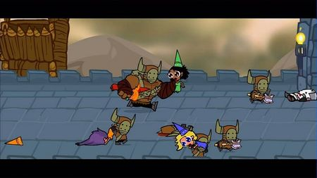 Castle Crashers - 36719