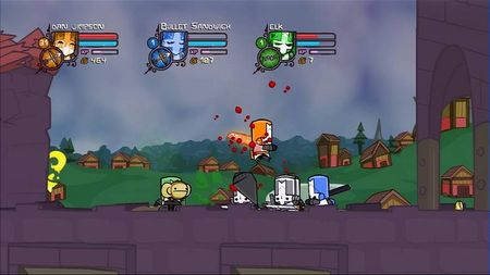 Castle Crashers - 36716