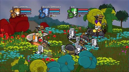 Castle Crashers - 36726