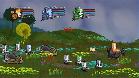 Castle Crashers - 36727