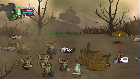 Castle Crashers - 36720