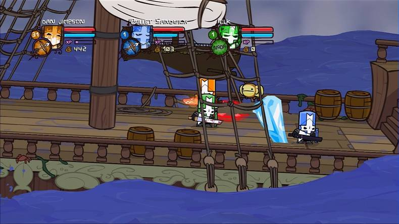 Castle Crashers - 36722