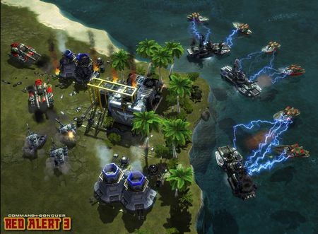 Command and Conquer: Red Alert 3 - 32210