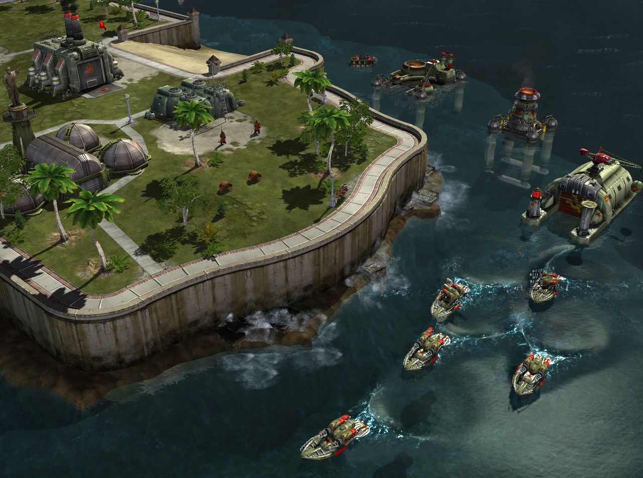 Command and Conquer: Red Alert 3 - 32204