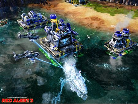 Command and Conquer: Red Alert 3 - 32198