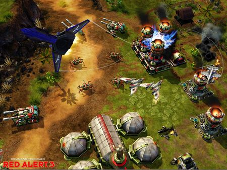 Command and Conquer: Red Alert 3 - 32201