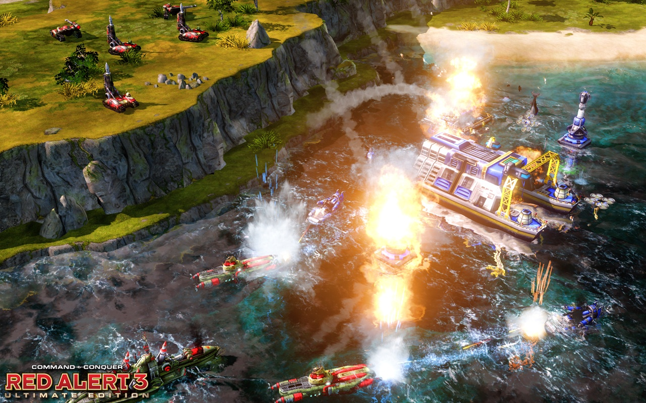 Command and Conquer: Red Alert 3 - 32188