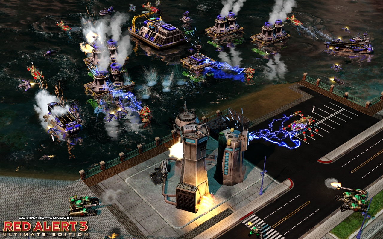 Command and Conquer: Red Alert 3 - 32189