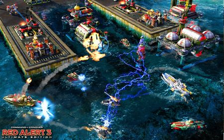 Command and Conquer: Red Alert 3 - 32190