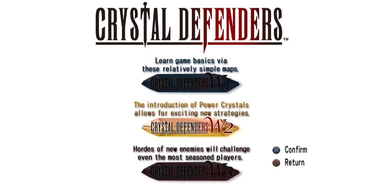 Crystal Defenders - 37962